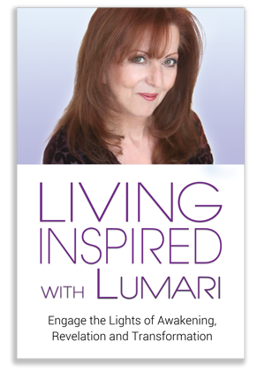 living Inspired with Lumari book cover 250 x 386